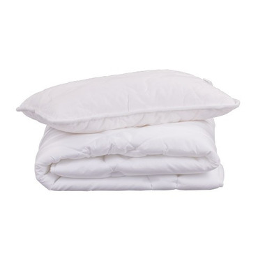 Kołdra i Poduszka Klasyczna Effii - do łóżeczek 95x135