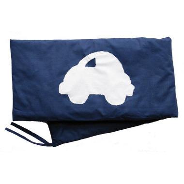 Ochraniacz do Łóżeczka Białe Auto Effii