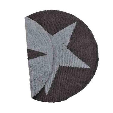 Dywan Lorena Canals Dwustronny  Reversible  Star Blue-Dark Grey