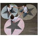 Dywan Lorena Canals Dwustronny Star Pink-Dark Grey