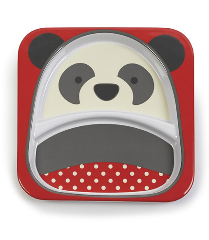 Talerz Zoo Panda