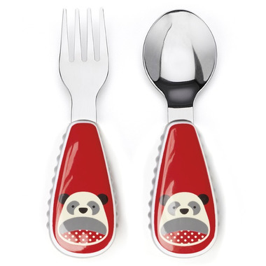 Skip Hop, sztućce Zoo Panda