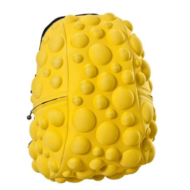 Plecak Bąblowy żółty