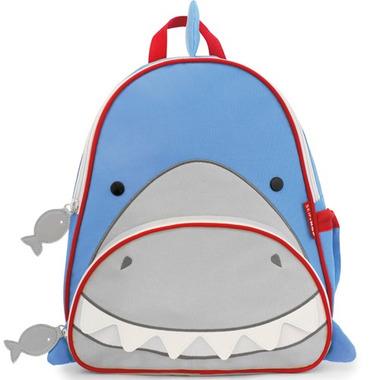 Skip Hop, plecak Zoo packs Rekin