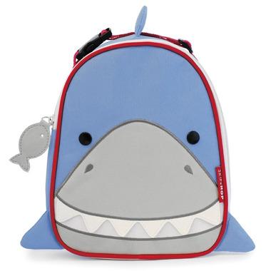 Skip Hop, torba na podwieczorek Rekin  Lunch Box