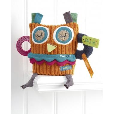 Mamas&Papas, zabawka przytulanka Owl kol. Twizzlets