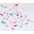 Naklejki 3D  Drzewo z motylami