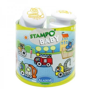 Stampo Baby Pojazdy