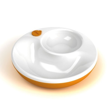 Ciepły talerzyk antypoślizgowy 6+