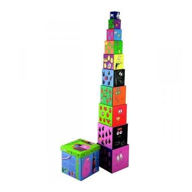 Piramida kolorów Barbapapa