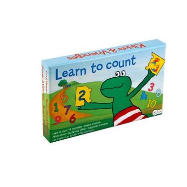 Frog & Friends - nauczyć się liczyć