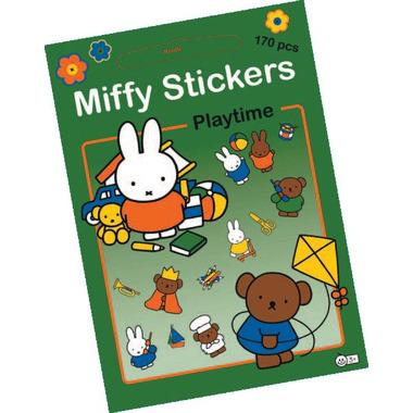 Zestaw naklejek Miffy