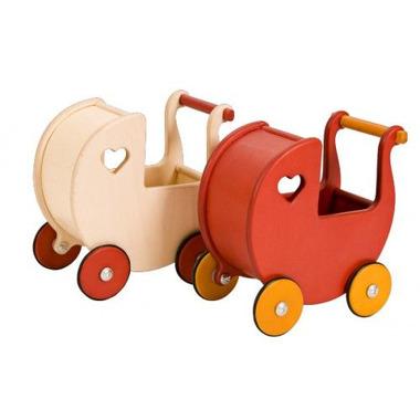 Mini Wózek dla Lalek Naturalny Moover