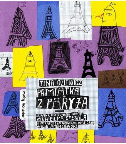 Pamiątka z Paryża