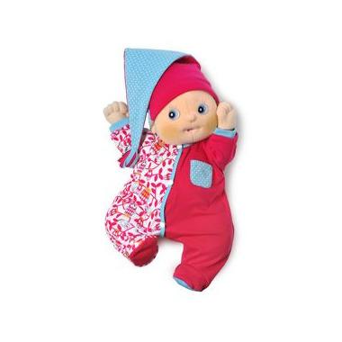Piżamka różowa dla lalki