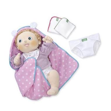 Zestaw do przewijania dla lalki Rubens Barn Baby