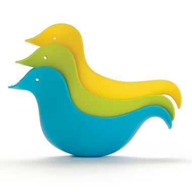 Skip Hop, kaczuszki kąpielowe niebieskie