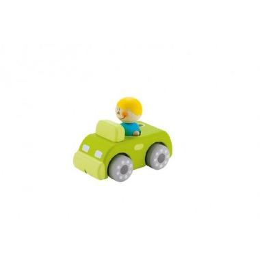 Zielony samochód Sevi