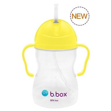 B.Box ,Innowacyjny kubek niekapek ŻÓŁTY