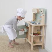 Little Dutch, kuchnia