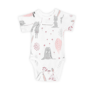 ColorStories, Body shortsleeve Bunny rozmiar 74cm