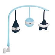 Beaba, Łuk z zabawkami 'Bouncer Up&Down blue