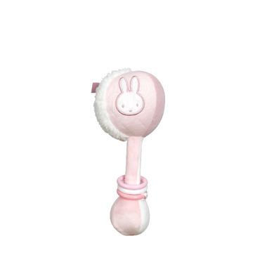 Tiamo-Miffy, miffy Grzechotka-piłka Safari Róż