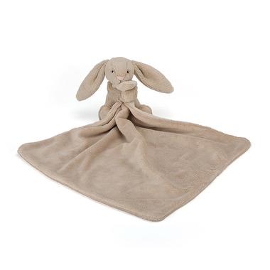 Jellycat, Szmatka przytulanka z królikiem 34cm beżowy