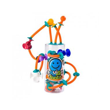 Fat Brain Toy, Przyssawki Toobz Squigz