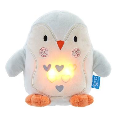 Gro Company, Pingwin Percy Szumiąca Przytulanka z czujnikiem płaczu i lampką nocną