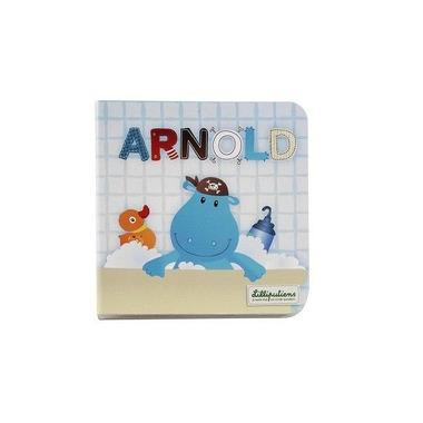 Mała książeczka Hipopotam Arnold idzie spać