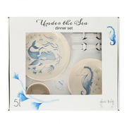 Lille Vilde, Bamboo Giftbox Under the Sea