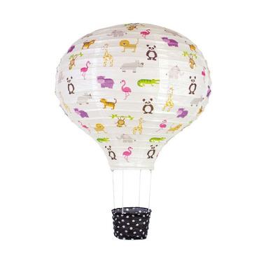 JaBaDaBaDo, klosz do lampy balon safari