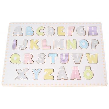 JaBaDaBaDo, puzzle Abecadło
