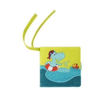 Lilliputiens, książeczka z zawieszką Morze