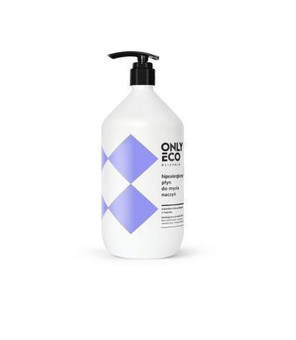 ONLY ECO, Hipoalergiczny płyn do mycia naczyń, 1000ml