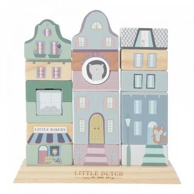 Little Dutch,  Klocki–Kamieniczka Mięta