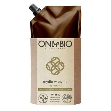 Only Bio, Hipoalergiczne Mydło w Płynie, 500ml