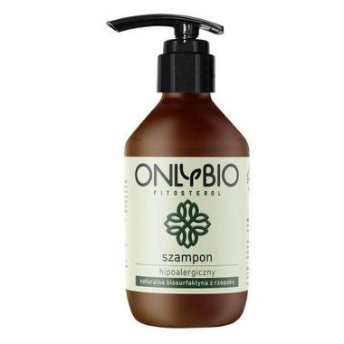 Only Bio, Hipoalergiczny Szampon do włosów Normalnych, 250ml