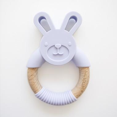 LouLou Lollipop, Gryzak króliczek lilac