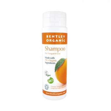 Szampon do Codziennego Stosowania z Pomarańczą, Grejpfrutem, Cytryną i Rumiankiem Bentley Organic