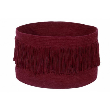 Lorena Canals, Basket Fringes Savannah Red
