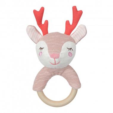 Tiamo, Dreamy Deer Grzechotka-gryzak klonowy