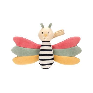 Jellycat, Doodlebug motylek zawieszka 17cm