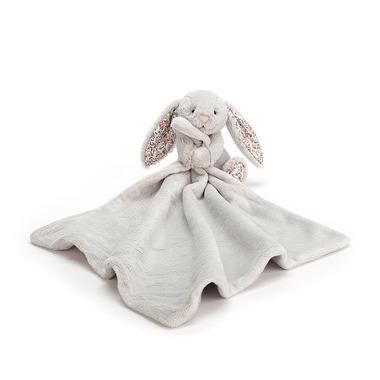 Jellycat, Szmatka przytulanka z królikiem 34cm