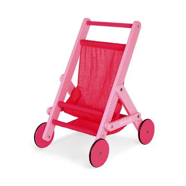 Janod, Wózek spacerówka dla lalek Mademoiselle