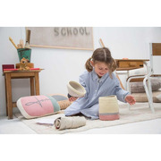 Lorena Canals, Poduszka bawełniana Knitted Cushion Eraser