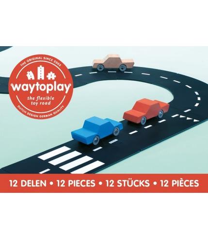Waytoplay, Droga do układania 12 el. Ringroad