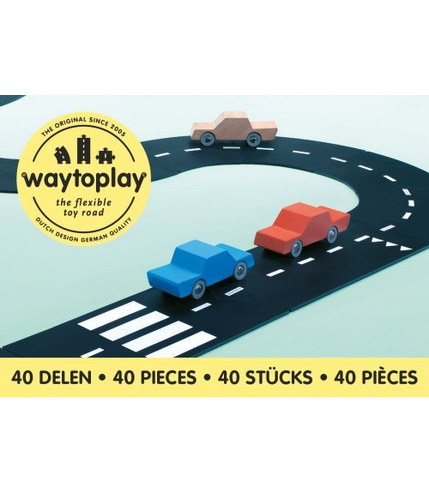 Waytoplay, Droga do układania 40 el. King of the Road