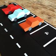Waytoplay, Droga do układania dodatki Parking